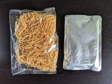 ペヤング 中華風そのまま皿うどん(揚げ麺と中華あんかけ)