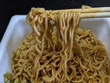 ペヤング チーズMAXやきそば(実食)