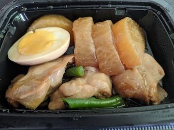 味しみ鶏大根(2)